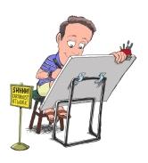 Image result for cartoonist images