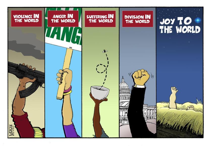 Joy to the World Cartoon-Card 2013 copy (Large)